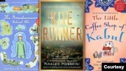 انگریزیلٹریچر کی بے شمار کتابوں میں افغانستان کا موضوع زینت بنا ہے جن میں افغان جنگ اور اس سے جُڑی متعدد کہانیاں بیان کی گئی ہے۔