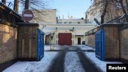 СИЗО Лефортово в Москве (архивное фото)