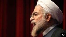 رئیس جمهور ایران فرمان آقای ترمپ را مغایر اصول بین المللی خوانده است