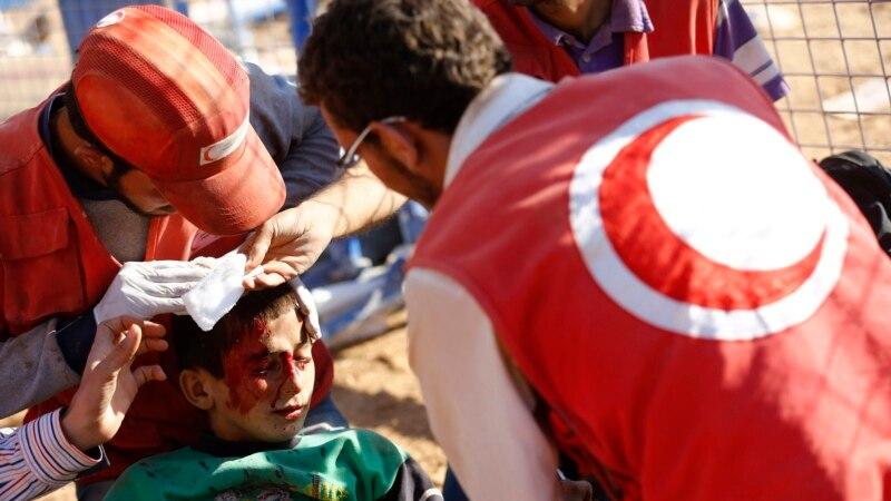 130,000 Syrian Kurds Fleeing IS, Reach Turkey