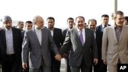 伊朗代理外長薩利希抵達伊拉克訪問