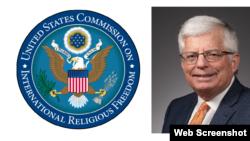 Tiến sĩ James Carr, Uỷ viên của Uỷ hội Tự do Tôn giáo Quốc tế của Hoa Kỳ (USCIR). Photo USCIRF.