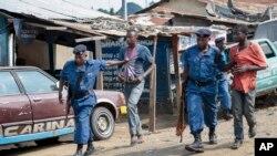 Ghasia za kisiasa Bujumbura