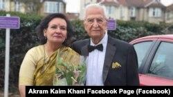 یاور عباس اور نور ظہیر نے شادی کر لی۔ یاور کی عمر 100 سال اور نور ظہیر کی 60 سال سے زیادہ ہے۔