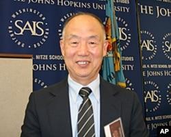 中国解放军海军少将、国防大学战略研究所研究员杨毅