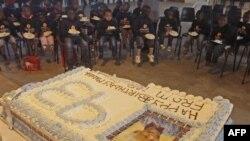 Afrika e Jugut feston ditëlindjen e Nelson Mandelës