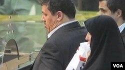 مهدی هاشمی چندی پیش در بدو ورود به فرودگاه مورد بازجویی قرار گرفت و سپس بازداشت شد.