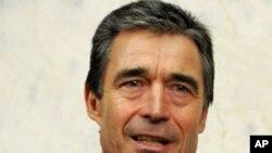 Secretario-geral na NATO Anders Fogh Rasmussen