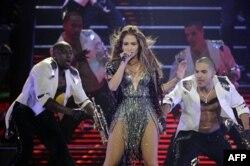 Jennifer Lopez- Marc Anthony Gerginliği
