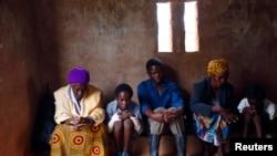 Abagendana umugera wa Sida muri Zambia