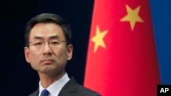 中國常駐聯合國副代表耿爽曾任外交部發言人(路透社)