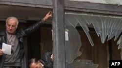 Кто стоит за взрывами в Тбилиси?