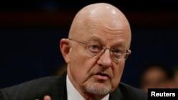 جیمز کلاپر مدیر تشکیلات اطلاعات ملی آمریکا