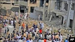 کراچی : ایس ایس پی، سی آئی اے دھماکے کی تفتیش کنفیوژن کا شکار