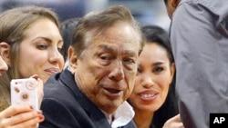 Donald Sterling, pemilik klub bola basket Los Angeles Clippers. (Foto: Dok)