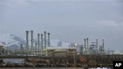 ایران کی جوہری تنصیب