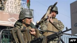 ავღანეთში გრძელდება საომარი მოქმედებები