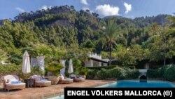 خانه مایکل داگلاس و کاترین زیتا جونز در مایورکای اسپانیا