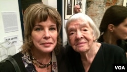 Нателла Болтянская и Людмила Алексеева