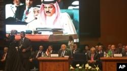 阿拉伯聯盟峰會