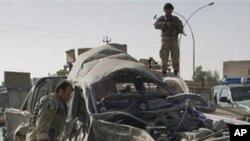 افغانستان: بم دھماکے میں ایک شخص ہلاک