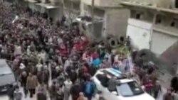 阿拉伯和俄罗斯外长将讨论叙利亚危机