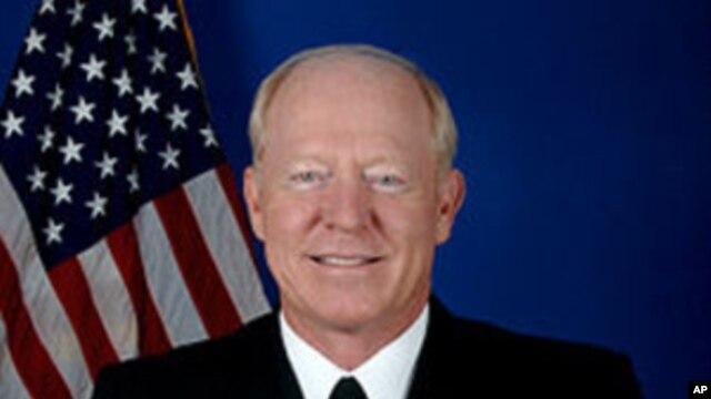 Admiral Robert Willard