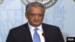 وزارت خارجہ کے ترجمان قاضی خلیل اللہ