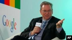 Eric Schmidt, CEO Google (foto: dok).