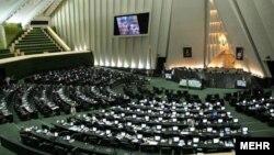 Suasana sidang parlemen Iran (Foto: dok).