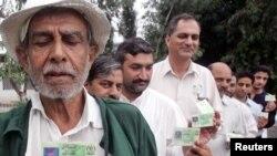 پاکستان کے زیرِ انتظام کشمیر میں انتخابات کے لیے پولنگ 25 جولائی کو ہو گی۔