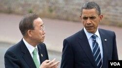 El gobierno del preidente Obama considera que Ban Ki-moon ha impulsado reformas importantes en la ONU.