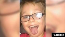 Uno de los hermanos de Jacob, Gerald, también confirmó en Facebook la muerte del menor.