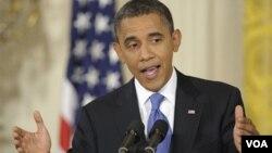 Presiden Obama: Amerika lebih aman dibandingkan 10 tahun yang lalu sebelum invasi ke Afghanistan.
