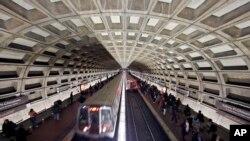 華盛頓地鐵