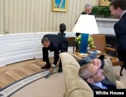 2014年的白宫精彩瞬间 2 (图片由白宫提供)