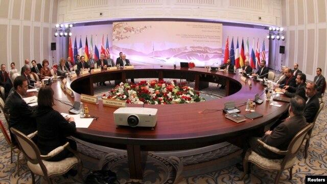 Eron yadro dasturi bo'yicha xalqaro muzokaralar, Almaty, Qozog'iston, 26-fevral, 2013-yil