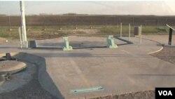 北达科他州核彈发射中心历史遗址(VOA网络截屏)