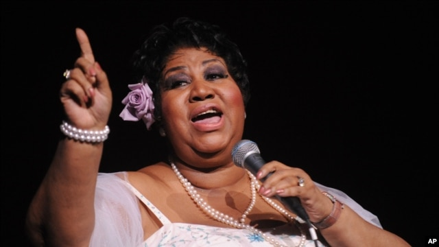 Prohíben documental de Aretha Franklin