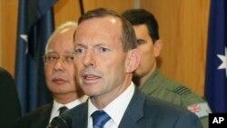 Thủ tướng Australia Tony Abbott nhấn mạnh rằng có thể phải mất nhiều thời gian để xác định được vị trí của máy bay Malaysia mất tích.