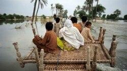 بالا آمدن سطح رودخانه ایندوس، جنوب پاکستان را تهدید می کند