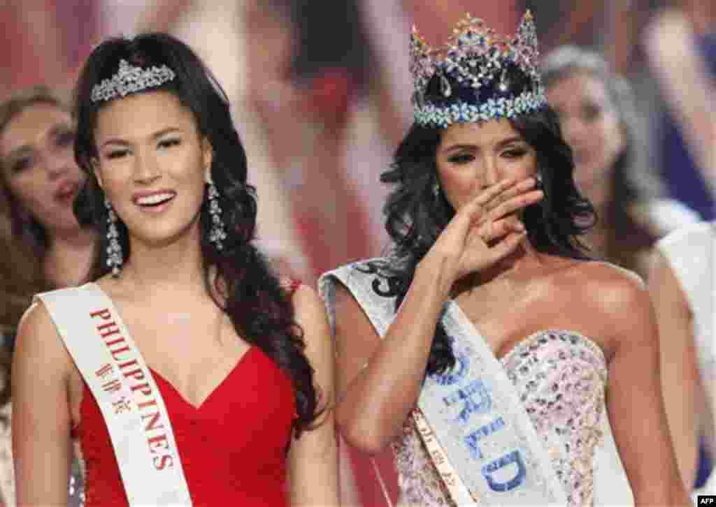 «Мисс мира» 2011