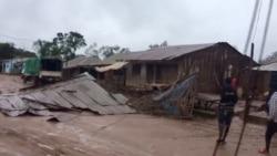 Chuva devasta norte de Moçambique