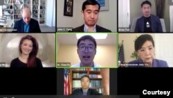 """纪录片""""仇恨大流行:新冠疫情反亚裔种族主义""""首映式6月17日在线上举行。(Zoom,勇士新电影公司)"""