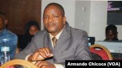Celestino Onésimo Setucula, consultor do Consórcio pela Transparência