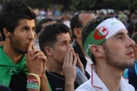 Algeria must win to stay in.