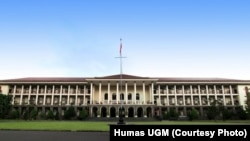Balairung Kampus Universitas Gadjah Mada, Yogyakarta. (Foto: Humas UGM)