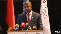 João Lourenço, Presidente angolano (Foto de Arquivo)