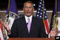 ປະທານສະພາຕ່ຳ ທ່ານ John Boehner ສັງກັດພັກຣີພັບບລີກັນ ໄດ້ປະກາດການເຊື້ອເຊີນຕໍ່ ທ່ານ Netanyahu ມາລັດຖະສະພາ ໂດຍບໍ່ປຶກສາຫາລືກັບ ທຳນຽບຂາວ.