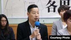 時代力量立法委員林昶佐(台灣人權促進會提供)